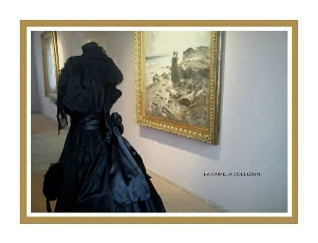 abiti e accessori per musei pinacoteche- la camelia collezioni