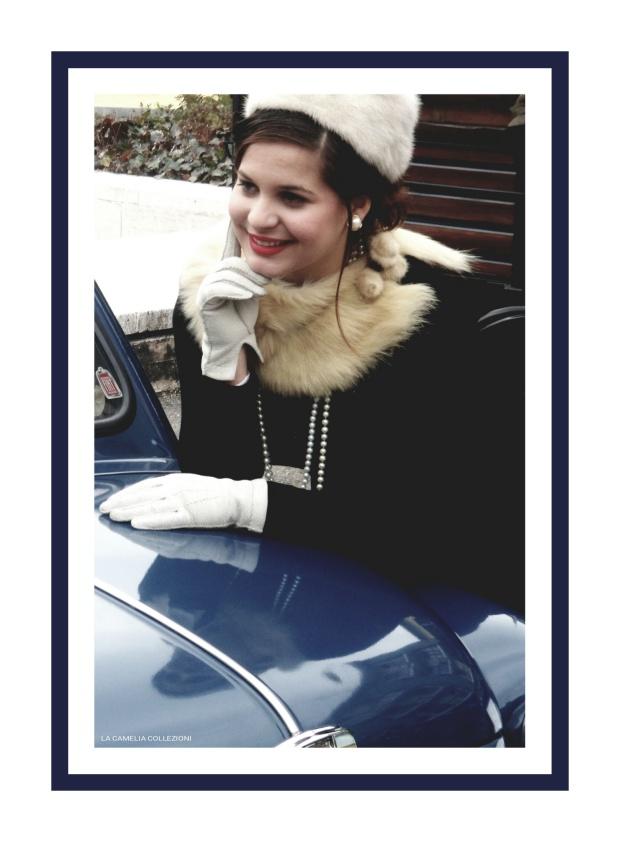 Vestiti per auto d epoca - la camelia collezioni