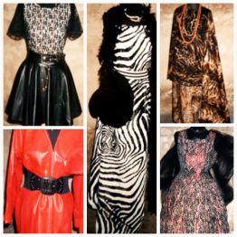 Vestiti stravaganti - la camelia collezioni