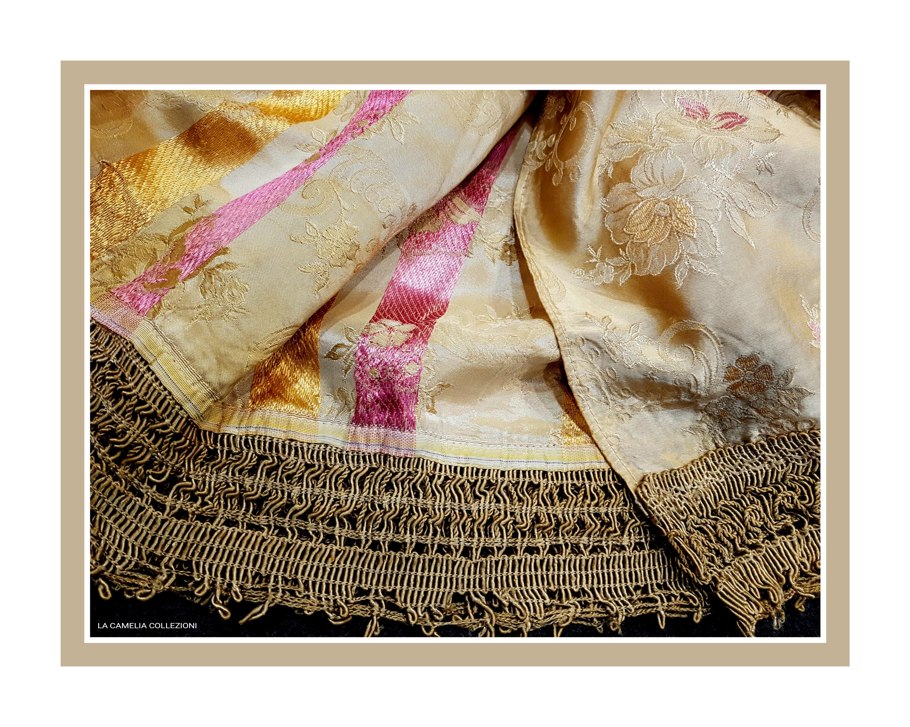 copriletto secolo 900 beige con ramages chiaro scuro - la camelia collezioni.jpg