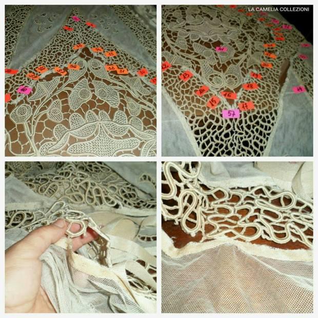 restauro tendaggi d'epoca - la camelia collezioni