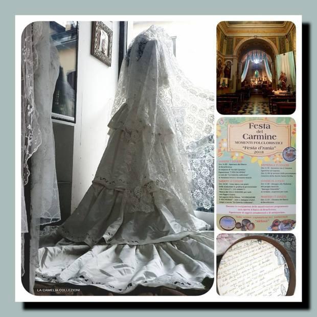 sposa - mostre a tema - 2018 - la camelia collezioni