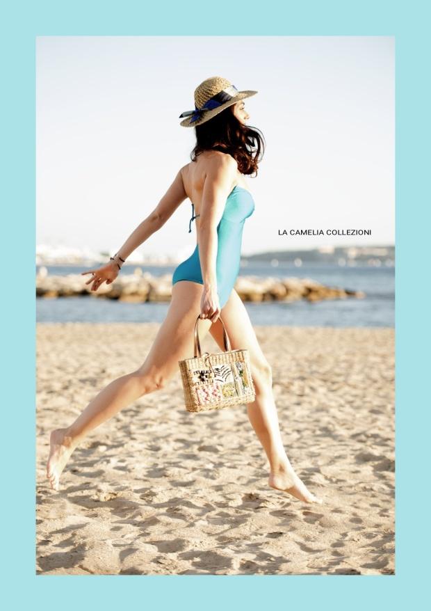 Vintage beachwear- intero