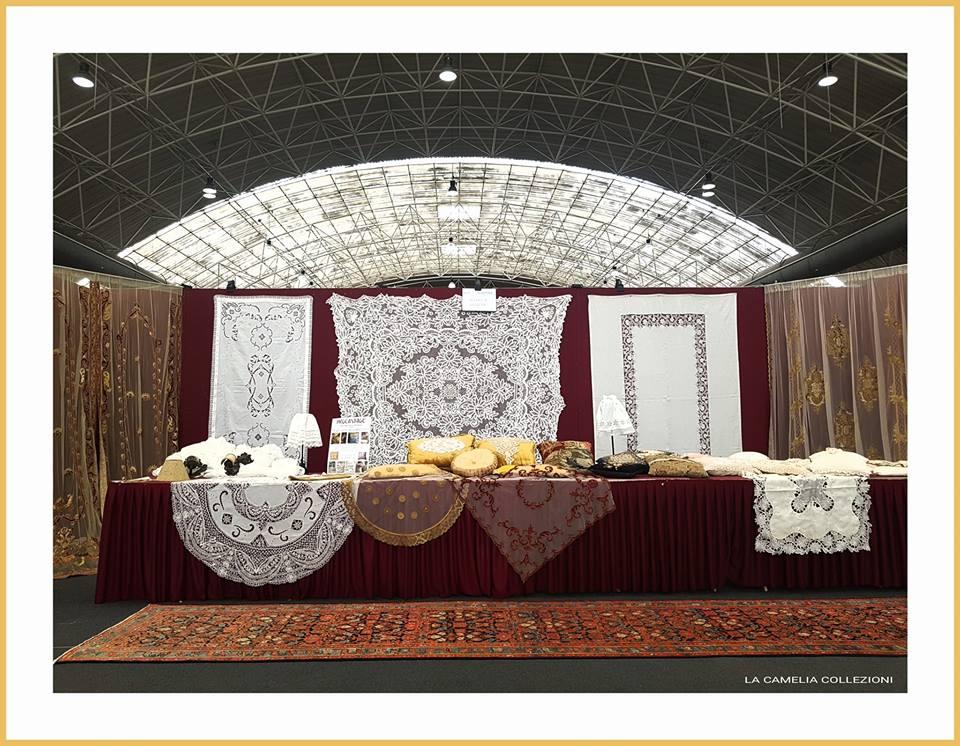 brocantage - novegro - edizione settembre 2018 - tematica cuscini