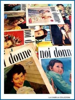 noi donne anni 50 e 60 - 01 - la camelia collezioni
