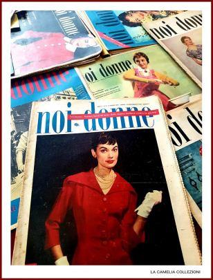 noi donne anni 50 e 60 - 02 - la camelia collezioni