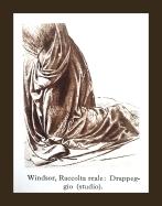 Leonardo da Vinci - drappeggio 1 - la camelia collezioni
