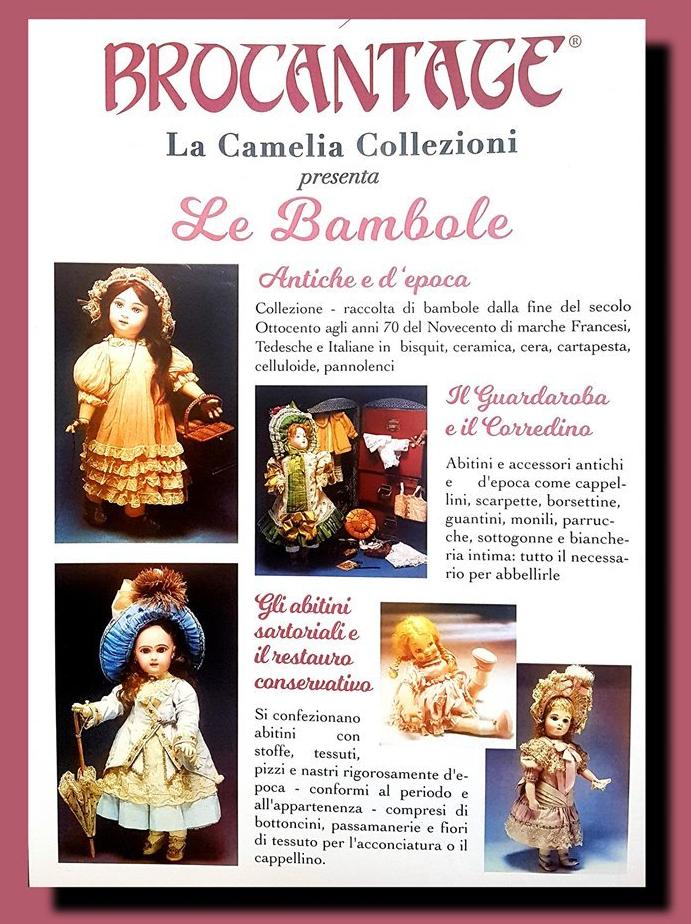 brocantage - edizione maggio 2019 - la camelia collezioni