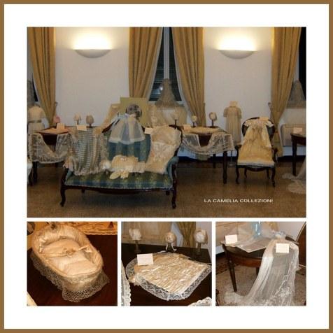 parure battesimali nobiliari - la camelia collezioni