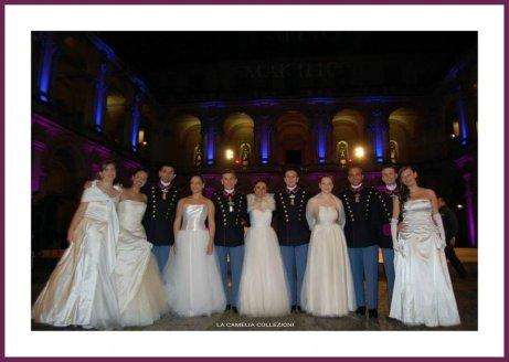 ballo delle debuttanti - la camelia collezioni