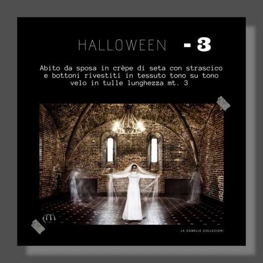 halloween 2019 - abito sposa con velo tulle - 03 - la camelia collezioni