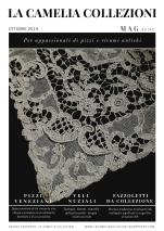 LA CAMELIA COLLEZIONI magazine - ottobre 2019 - copertina
