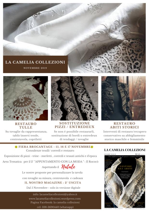 NEWSLETTER - Novembre 2019 - la camelia collezioni.png