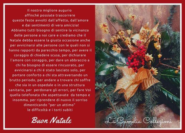Buon Natale 2019 - la camelia collezioni