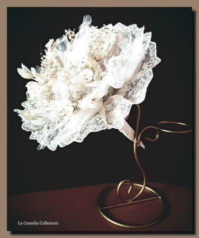 bouquet sposa - la camelia collezioni