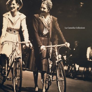 bellezze in bicicletta anni 40